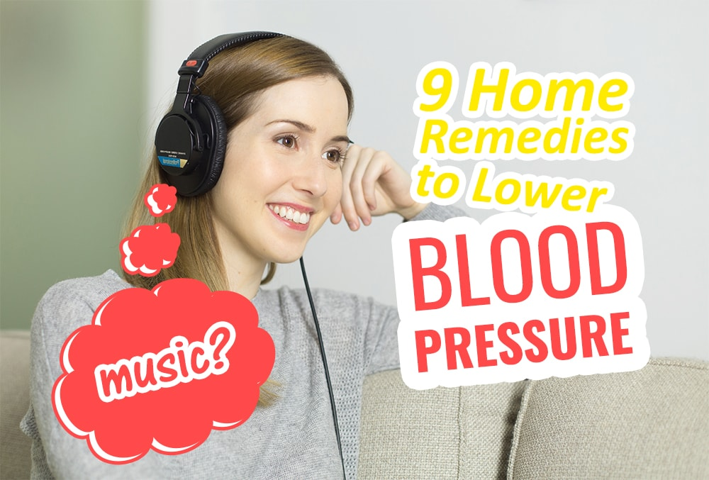 How to Lower Blood Pressure with these 9 Home Remedies-min