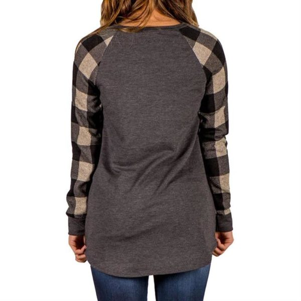 Powered By Plants Long Sleeves Women Tops